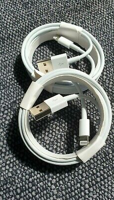 Genuine iPhone Charger Cable Apple Lightning Sync USB Lead 8 7P 6s 5 X XS XR