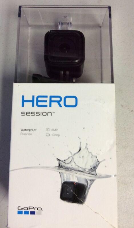 GoPro Hero Session Waterproof Camera- Black
