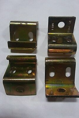 B-line B164-1-12 Hold Down Clamp 4pcs Gold
