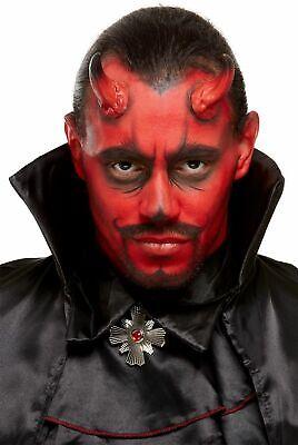 SMIFFYS MAKE-UP FX, DEVIL KIT, AQUA HALLOWEEN](Mens Devil Makeup)