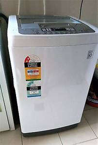 LG Washing Machine 5.5kg Top Loader - 18 month old Parkwood Gold Coast City Preview