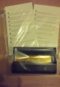 NEW Original SAMSUNG Ink Ribbon Cartridge & Photo Paper IPP-4640G SPP-2020-2040