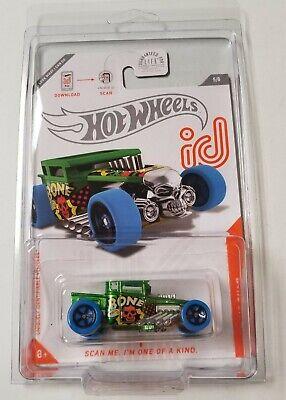 2020 Hot Wheels Chase id Bone Shaker * J Case * NIP 1:64 Scale