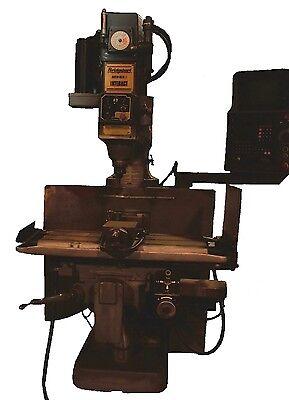 Cnc Bridgeport Milling Machine For Sale