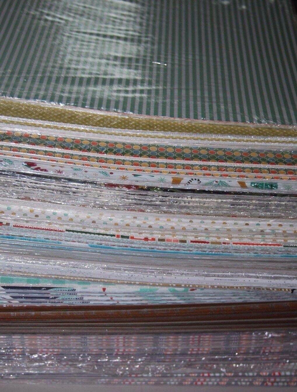 как выглядит Stampin Up 12 X 12 DSP - Paper - All NIP - You Choose фото