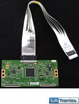 Genuine LG 49UX340C T-Con Timing Control Board Unit 6870C-0553A + Ribbon
