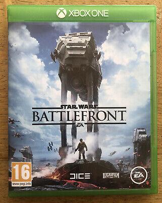 Star Wars: Battlefront (Xbox One) Excellent Condition