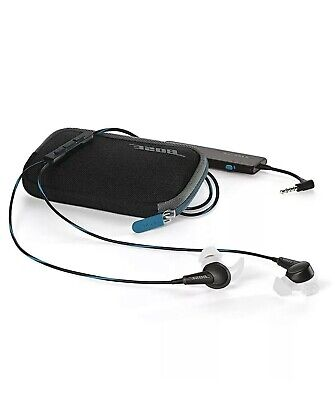Bose QC20 In-Ear Only Headphones - Black - Apple