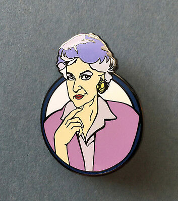 "Golden Girls ""Dorothy"" Bea Arthur 2"" Enamel Pin"