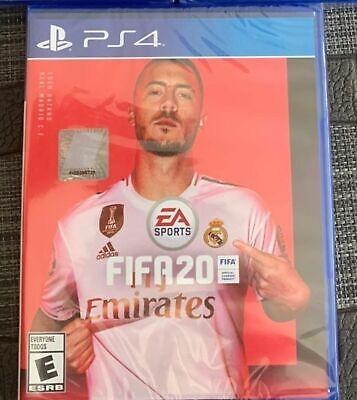 Brand New FIFA 20 Sony PlayStation 4 EA Sports FIFA 2020 PS4 FREE SHIPPING!!!