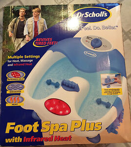 Dr Scholl's Foot Spa  plus -excellent condition