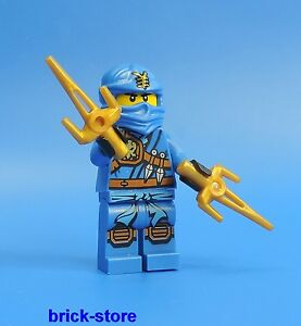 lego ninjago figur 70749 jay mit waffen ebay. Black Bedroom Furniture Sets. Home Design Ideas