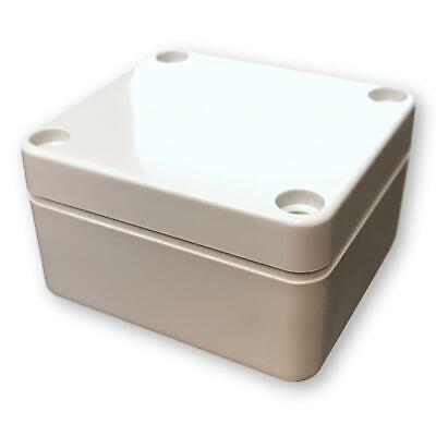 Bud Industries Pn-1320 Electrical Enclosure Box Outdoor Rated Waterproof Ip65