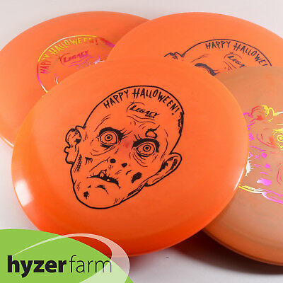 Legacy 2018 HALLOWEEN ICON RIVAL *pick weight/stamp color* Hyzer Farm disc golf - Icon Halloween