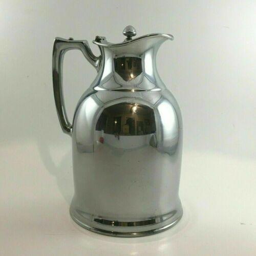 Vintage Stanley Landers Frary & Clark Coffee Pitcher Stanly / It Will Not Break