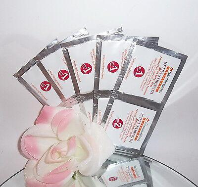 Dr Dennis Gross Md Skincare Extra Strength Alpha Beta Daily Face Peel 10 Packs