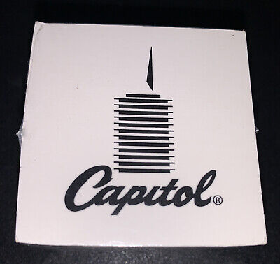 Capitol Records Post It Notes 2 X 2 Sealed Vintage Tower Beatles Beach Boys
