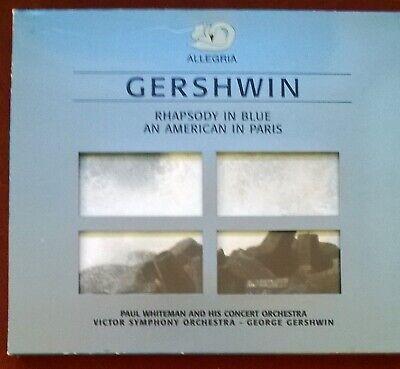 GERSHWIN Rapsody in blue - An american in Paris