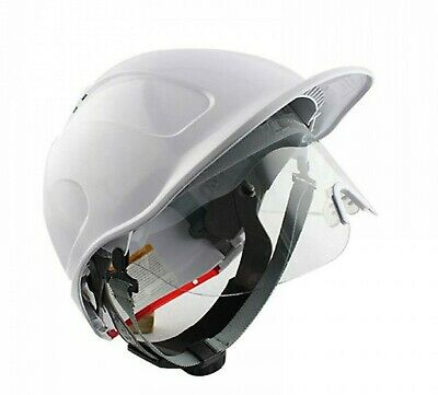 Hat Safety Helmet With Protect Glasses Rescue Construction Workplace Accessories