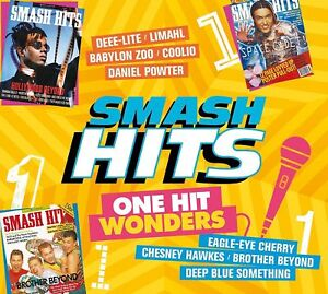 SMASH HITS ONE HIT WONDERS 2CD (New Release 13th October 2017)