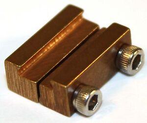 100-Pack-G-Gauge-Code332-Brass-Track-Rail-Joiner-Clamp-Alternative-to-Split-Jaw