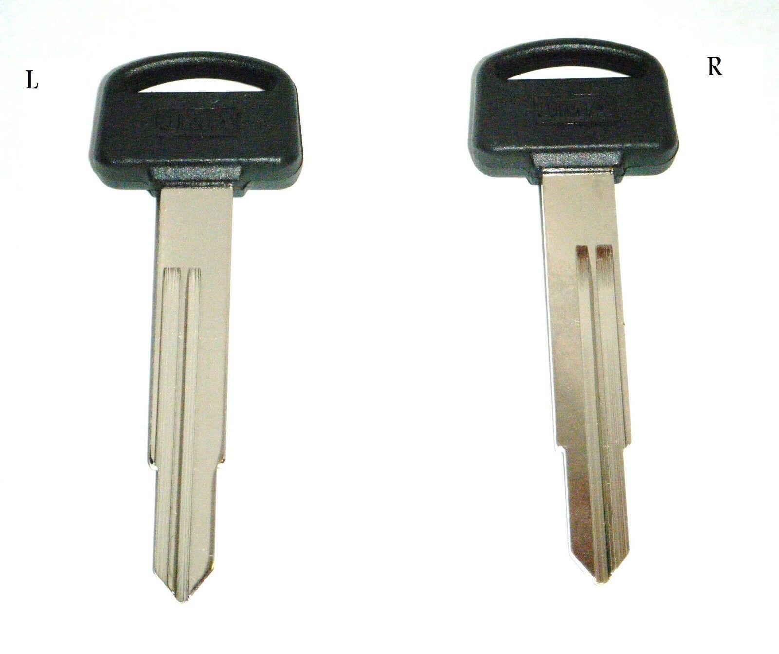 Honda Metropolitan Key Blank 2002 2003 2004 2005 2006 Metropolitan Scooter Keys