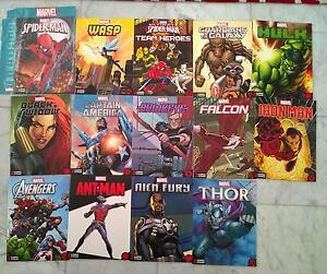 Marvel collection 14 books Cleveland Redland Area Preview