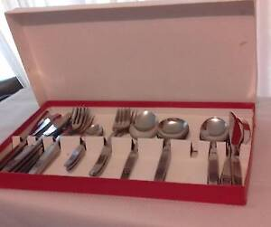 43 piece s/s cutlery set South Lake Cockburn Area Preview