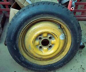 Nissan 180SX S13 Spare Tyre 4x114.3 PCD Mill Park Whittlesea Area Preview