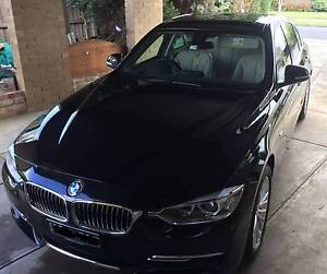 2014BMW320i,Top configuration,low kilometres,3 years free service Bundoora Banyule Area Preview