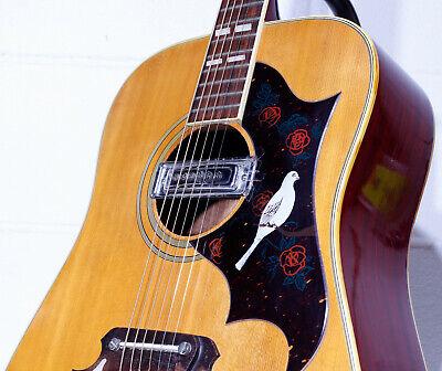 ♫ vintage 1960s Terada FW 815 GIBSON COPY dove JAPAN western ACOUSTIC guitar ♫