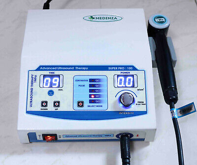 Us Prof. Ultrasound Therapy Machine Ultrasonic Physical Therapy Pain Relief Unit
