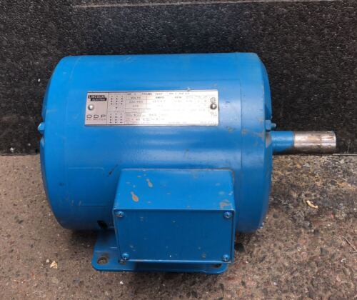 AC MOTOR 5 HP LINCOLN ELECTRIC ODP