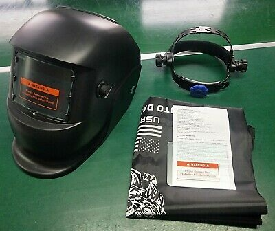 Blkt Solar Auto Darkening Weldinggrinding Helmet1 Carrying Bag1 Front Cover