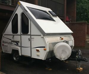 ALINER SPORTLINER TRAVEL TRAILER