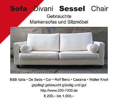 Sofa Divani Sessel Chair