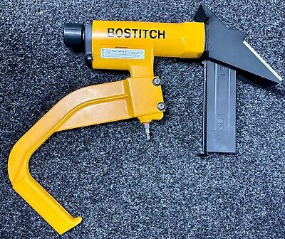 Bostitch Model Miii M3 Pneumatic Hardwood Floor Stapler 34in Freeship