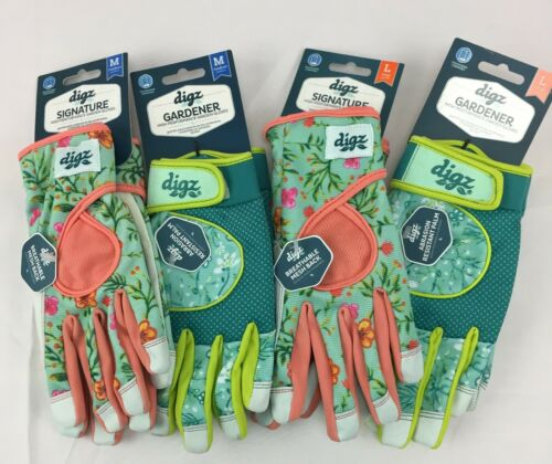 Digz Women's Assorted Garden Gloves