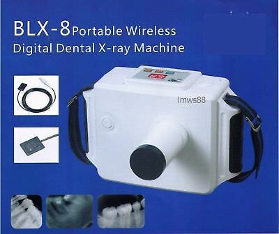 Cordless Wireless Portable Handheld Dental X-ray Unit X Ray Machine Instrument