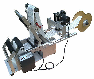 Round Bottle Labeling Machine Coding Date Printing Labeller
