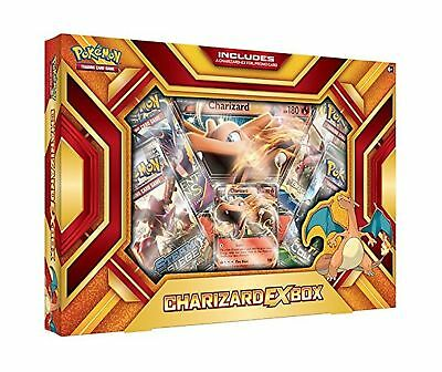 Charizard EX Fire Blast Premium Collection Box