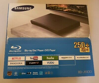 Samsung BD-J5100 Blu-ray Player