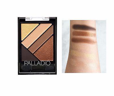 Palladio Silk - PALLADIO  Silk Fx All In One Eyeshadow (Rendez Vous) NEU&OVP