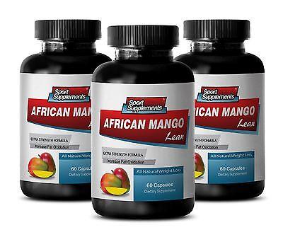 Brain Supplement - African Mango Complex 1200mg - Pure Acai Berry 3B