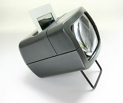 (AP SMALL HAND HELD 2X MAGNIFICATION SLIDE VIEWER BATTERY OPERATED)