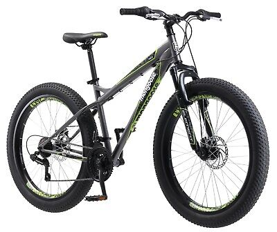 "26"" Men's Mongoose Hondo Mountain Bike - Grey R7924KM"