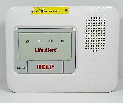Visonic Amber GSLA Voice Emergency Signaling Equipment 315 Life Alert Response