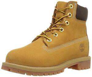 sale uk authentic quality watch Timberland Junior 6 Inch Premium Boot Wheat Nubuck Size 5.5 ...