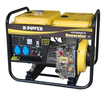 3kw Diesel Generator – Heavy Duty – Albany King River Albany Area Preview