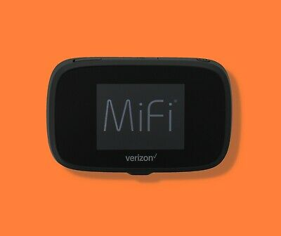 Verizon Novatel MiFi 7730L Jetpack 4G LTE Mobile Hotspot Modem
